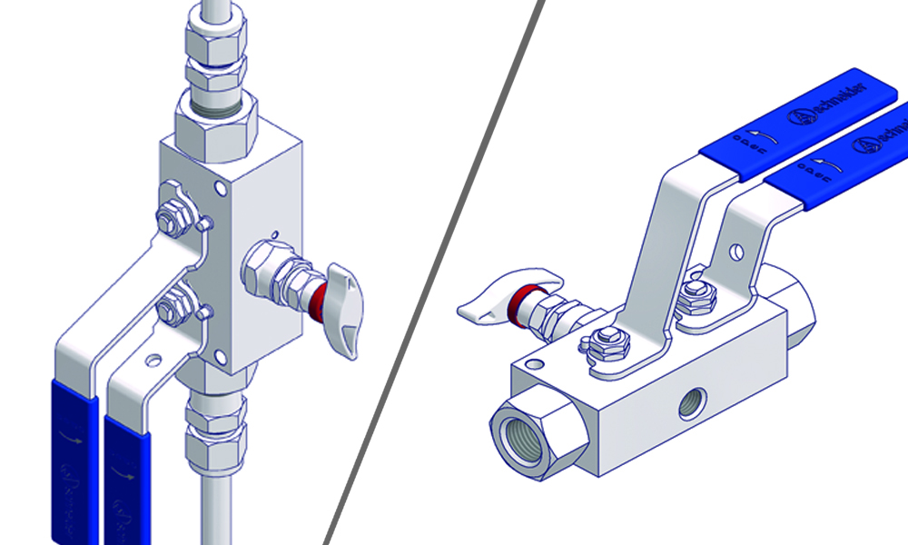 DBB system in instrument piping – a cost effective safety solution.