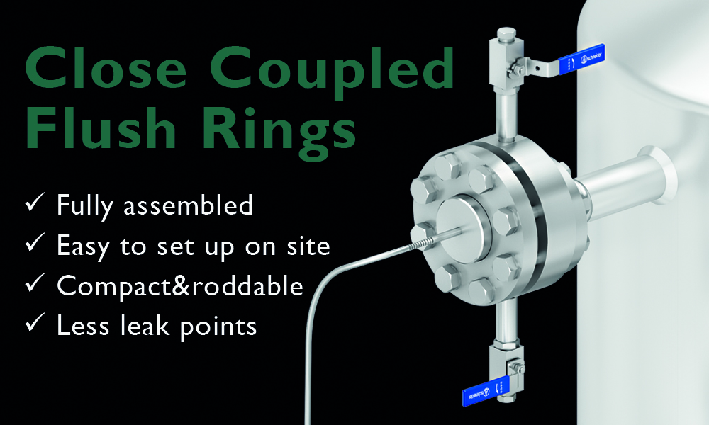 All about Close Coupled Flush Rings.