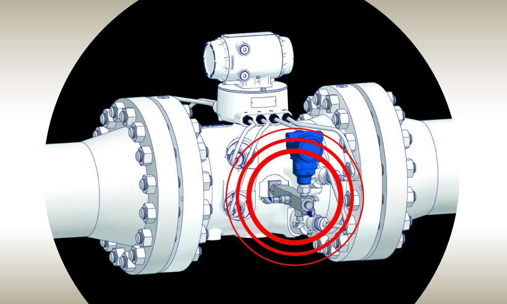 Ultrasonic flow meter applications.