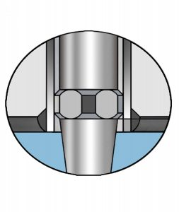 Support Collar Application with internal view of support collar.